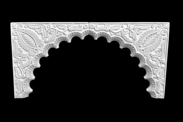 Arco escayola árabe 31
