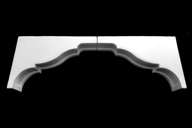 Arco escayola Nº 4