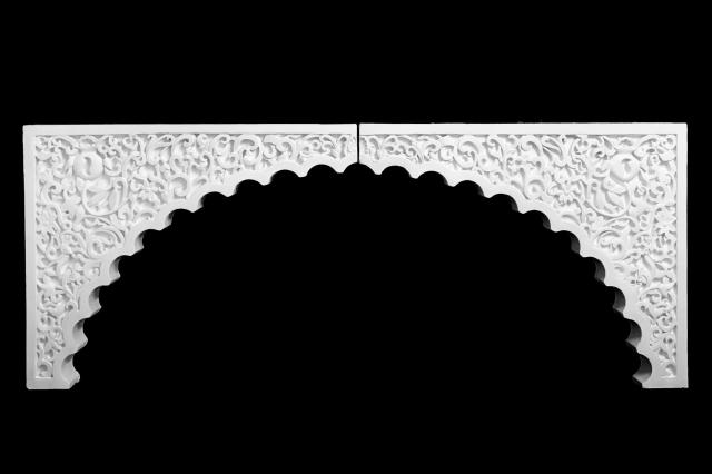 Arco escayola árabe 19