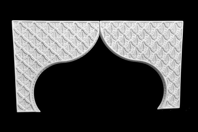 Arco escayola árabe 35